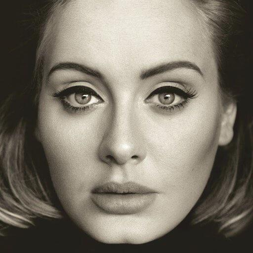Adele 25 Milyon Takipçiye Ulaştı!